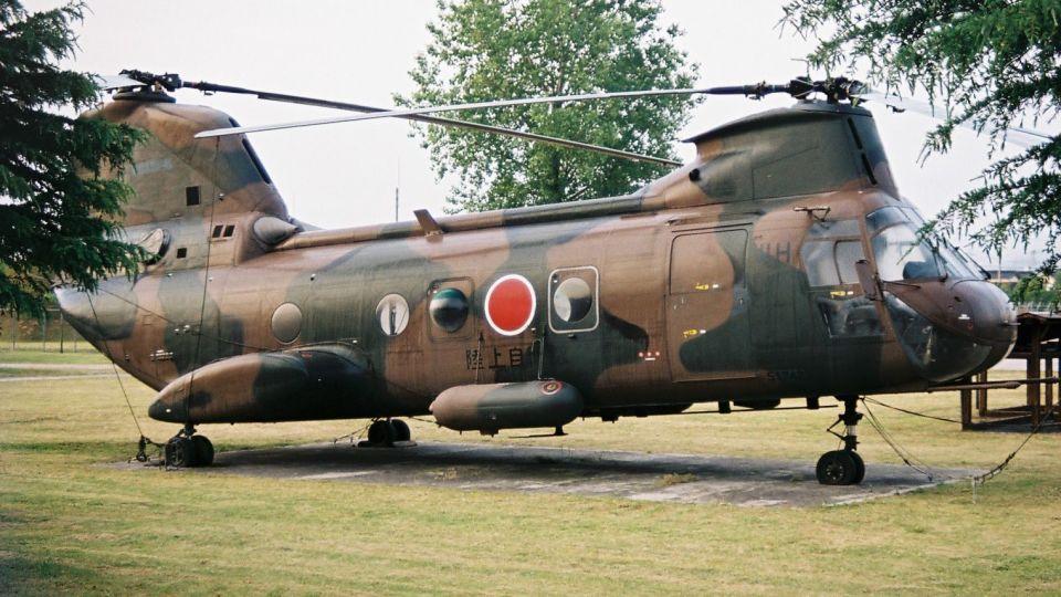 cathay451さんの陸上自衛隊 Kawasaki V-107 (51742) 航空フォト