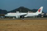 FRTさんが、松山空港で撮影した中国東方航空 A320-251Nの航空フォト(飛行機 写真・画像)