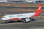 Espace77さんが、羽田空港で撮影した上海航空 A330-343Xの航空フォト(飛行機 写真・画像)