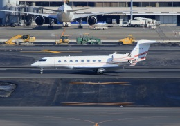 Espace77さんが、羽田空港で撮影したTAI Leasing INC  G650 (G-VI)の航空フォト(飛行機 写真・画像)
