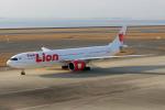 yabyanさんが、中部国際空港で撮影したタイ・ライオン・エア A330-941の航空フォト(飛行機 写真・画像)