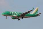 DONKEYさんが、福岡空港で撮影したフジドリームエアラインズ ERJ-170-100 SU (ERJ-170SU)の航空フォト(飛行機 写真・画像)