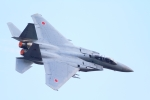 mukku@RJFKさんが、新田原基地で撮影した航空自衛隊 F-15DJ Eagleの航空フォト(飛行機 写真・画像)