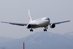 xxxxxzさんが、函館空港で撮影した日本航空 767-346/ERの航空フォト(飛行機 写真・画像)