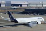 Espace77さんが、羽田空港で撮影したルフトハンザドイツ航空 A350-941XWBの航空フォト(飛行機 写真・画像)
