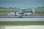 kumagorouさんが、那覇空港で撮影した航空自衛隊 E-2C Hawkeyeの航空フォト(飛行機 写真・画像)