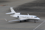 たまさんが、羽田空港で撮影したイラン・イスラム共和国政府 Falcon 900EXの航空フォト(飛行機 写真・画像)