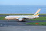 たまさんが、羽田空港で撮影したコムルックス・アルバ 767-2DX/ERの航空フォト(飛行機 写真・画像)