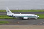 たまさんが、羽田空港で撮影したナイジェリア政府 737-7N6 BBJの航空フォト(飛行機 写真・画像)