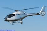 Chofu Spotter Ariaさんが、東京ヘリポートで撮影した日本個人所有 EC120B Colibriの航空フォト(飛行機 写真・画像)