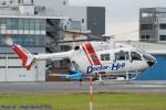 Chofu Spotter Ariaさんが、東京ヘリポートで撮影した東邦航空 BK117C-2の航空フォト(飛行機 写真・画像)