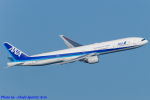 Chofu Spotter Ariaさんが、羽田空港で撮影した全日空 777-381の航空フォト(飛行機 写真・画像)