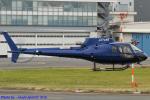 Chofu Spotter Ariaさんが、東京ヘリポートで撮影した日本個人所有 AS350B3 Ecureuilの航空フォト(飛行機 写真・画像)