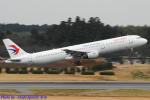 Chofu Spotter Ariaさんが、成田国際空港で撮影した中国東方航空 A321-211の航空フォト(飛行機 写真・画像)
