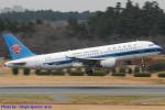 Chofu Spotter Ariaさんが、成田国際空港で撮影した中国南方航空 A320-214の航空フォト(飛行機 写真・画像)
