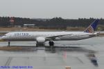Chofu Spotter Ariaさんが、成田国際空港で撮影したユナイテッド航空 787-10の航空フォト(飛行機 写真・画像)