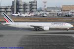 Chofu Spotter Ariaさんが、羽田空港で撮影したエールフランス航空 777-328/ERの航空フォト(飛行機 写真・画像)