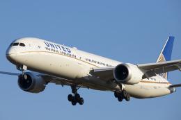 SGR RT 改さんが、成田国際空港で撮影したユナイテッド航空 787-10の航空フォト(飛行機 写真・画像)