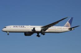 MOHICANさんが、成田国際空港で撮影したユナイテッド航空 787-10の航空フォト(飛行機 写真・画像)
