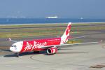 yabyanさんが、中部国際空港で撮影したエアアジア・エックス A330-343Xの航空フォト(飛行機 写真・画像)