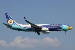 U.Tamadaさんが、プーケット国際空港で撮影したノックエア 737-8FZの航空フォト(飛行機 写真・画像)