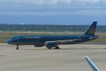 kuro2059さんが、中部国際空港で撮影したベトナム航空 A321-231の航空フォト(飛行機 写真・画像)