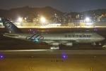 あしゅーさんが、福岡空港で撮影したチャイナエアライン 747-409の航空フォト(飛行機 写真・画像)