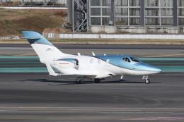 utarou on NRTさんが、成田国際空港で撮影した日本法人所有 HA-420の航空フォト(飛行機 写真・画像)