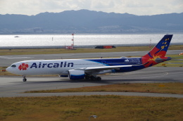 SSB46さんが、関西国際空港で撮影したエアカラン A330-941の航空フォト(飛行機 写真・画像)