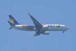 kuro2059さんが、中部国際空港で撮影したスカイマーク 737-81Dの航空フォト(飛行機 写真・画像)