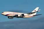 Ariesさんが、中部国際空港で撮影したロシア連邦保安庁 Il-96-300の航空フォト(飛行機 写真・画像)