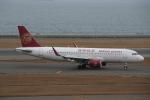 ショウさんが、中部国際空港で撮影した吉祥航空 A320-214の航空フォト(飛行機 写真・画像)