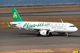 Ariesさんが、中部国際空港で撮影した春秋航空 A320-214の航空フォト(飛行機 写真・画像)