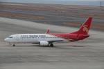 ショウさんが、中部国際空港で撮影した深圳航空 737-87Lの航空フォト(飛行機 写真・画像)