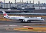 bluesky05さんが、羽田空港で撮影した日本航空 A350-941の航空フォト(飛行機 写真・画像)