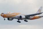 banshee02さんが、成田国際空港で撮影したノックスクート 777-212/ERの航空フォト(飛行機 写真・画像)
