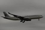 banshee02さんが、成田国際空港で撮影したカタールアミリフライト A340-211の航空フォト(飛行機 写真・画像)