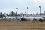 るかぬすさんが、小松空港で撮影した日本トランスオーシャン航空 737-8Q3の航空フォト(飛行機 写真・画像)