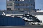 チャーリーマイクさんが、東京ヘリポートで撮影した日本個人所有 505 Jet Ranger Xの航空フォト(飛行機 写真・画像)