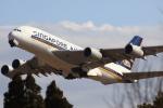 take_2014さんが、成田国際空港で撮影したシンガポール航空 A380-841の航空フォト(飛行機 写真・画像)