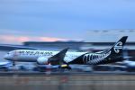 take_2014さんが、成田国際空港で撮影したニュージーランド航空 787-9の航空フォト(飛行機 写真・画像)