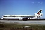 tassさんが、北京首都国際空港で撮影したアリタリア航空 MD-11Cの航空フォト(飛行機 写真・画像)