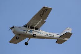 やまけんさんが、仙台空港で撮影したジェイ・ディ・エル技研 172S Skyhawk SPの航空フォト(飛行機 写真・画像)