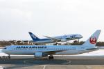 syo12さんが、函館空港で撮影した日本航空 767-346/ERの航空フォト(飛行機 写真・画像)