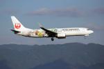 kopさんが、福岡空港で撮影した日本航空 737-846の航空フォト(飛行機 写真・画像)