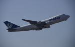 MOHICANさんが、成田国際空港で撮影したポーラーエアカーゴ 747-46NF/SCDの航空フォト(飛行機 写真・画像)