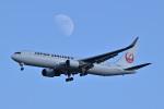 183keihozonkaiさんが、成田国際空港で撮影した日本航空 767-346/ERの航空フォト(飛行機 写真・画像)