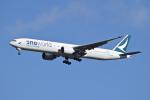 183keihozonkaiさんが、成田国際空港で撮影したキャセイパシフィック航空 777-367/ERの航空フォト(飛行機 写真・画像)