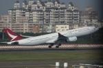 gomachanさんが、高雄国際空港で撮影したキャセイドラゴン A330-342の航空フォト(飛行機 写真・画像)