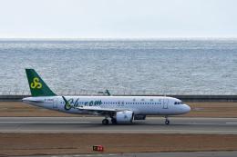 シャークレットさんが、中部国際空港で撮影した春秋航空 A320-251Nの航空フォト(飛行機 写真・画像)